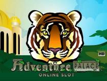 Азартный слот Adventure Palace с большими выигрышами
