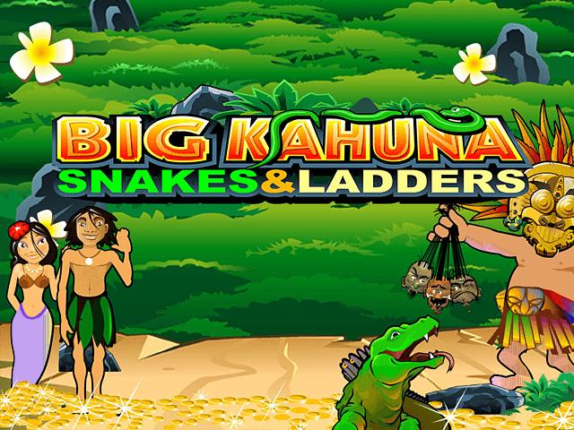 Big Kahuna Snakes And Ladders – онлайн-автомат с фриспинами