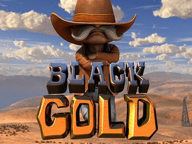 Виртуальный игровой автомат Черное Золото