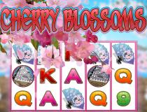 Виртуальный игровой слот Цвет Вишни