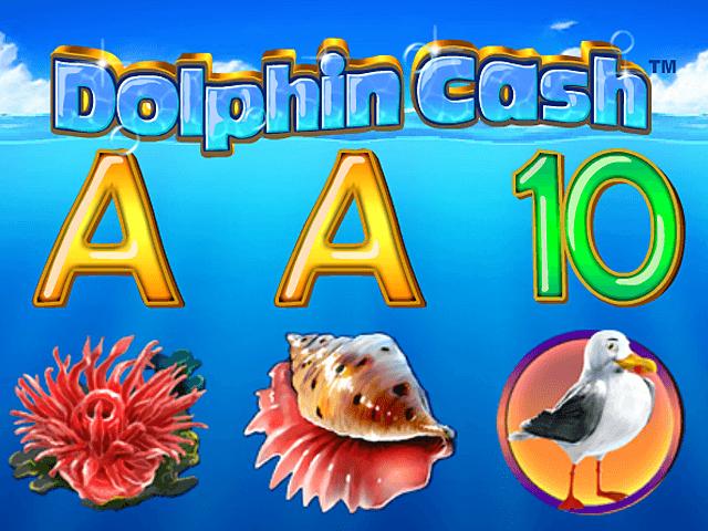 Играть в азартный автомат с большими призами Dolphin Cash