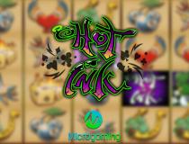 Виртуальный игровой автомат Hot Ink от разработчика Microgaming