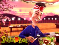 Суши Бар – виртуальный игровой автомат от компании Betsoft