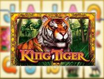 Азартный онлайн-аппарат с призовыми вращениями – King Tiger