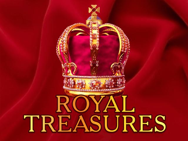 Игровой автомат с дополнительными множителями – Royal Treasures