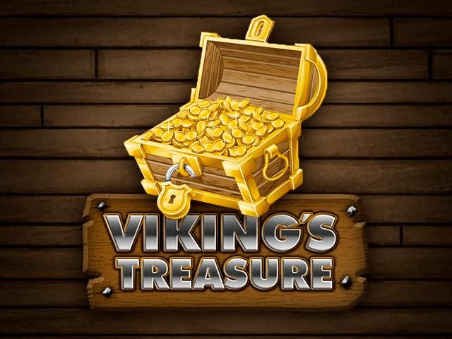 Азартный виртуальный автомат Сокровища Викингов