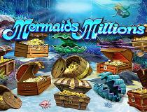 Виртуальный игровой автомат Миллионы Русалки