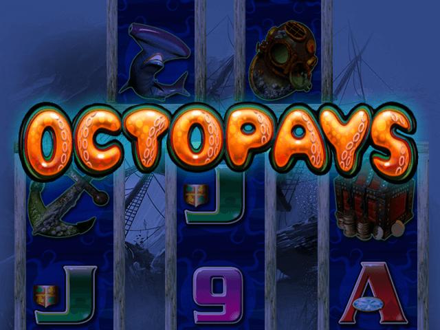 Octopays – виртуальный игровой автомат с широкими возможностями