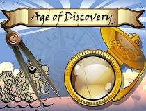 Виртуальный игровой слот Age Of Discovery