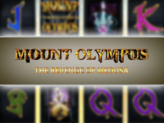 Игровой слот Mount Olympus – Revenge Of Medusa – играть бесплатно